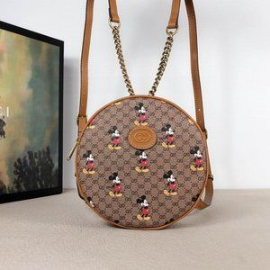 Gucci Ophidia Micky Mouse Backpack
